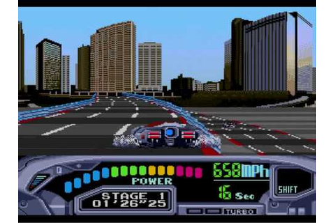 Outrun 2019 - Megadrive - YouTube