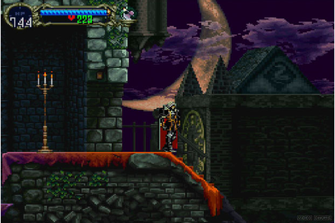 Castlevania Symphony of the Night Review | PS1 PS3 PSVita ...