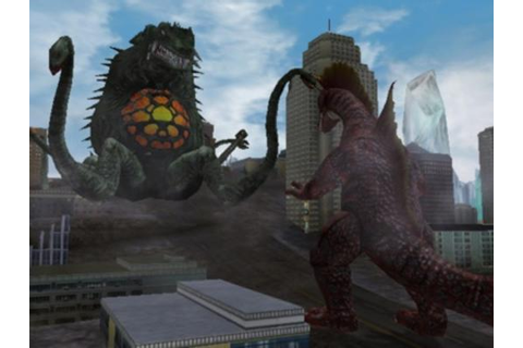 "Play Online Nintendo Wii Games – ""Godzilla:Unleashed ..."