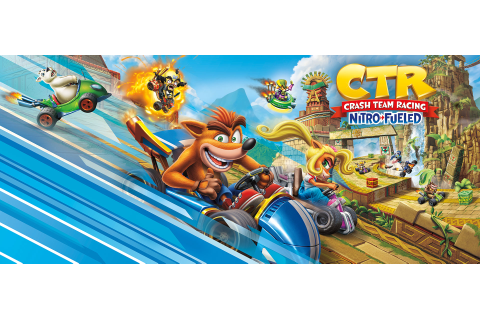 Crash™ Team Racing Nitro-Fueled for Xbox One | Xbox