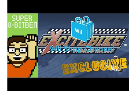 Get it before it's gone Excitebike World Rally WiiWare ...