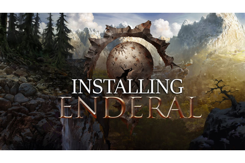 ENDERAL (Skyrim Mod) : How to Install — Gopher — Let's ...