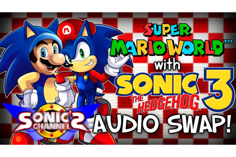 SC Sound Swap: Super Mario World w/Sonic 3 SFX - YouTube