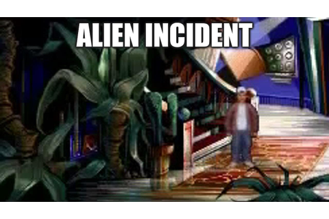 ALIEN INCIDENT Adventure Game Gameplay Walkthrough - No ...