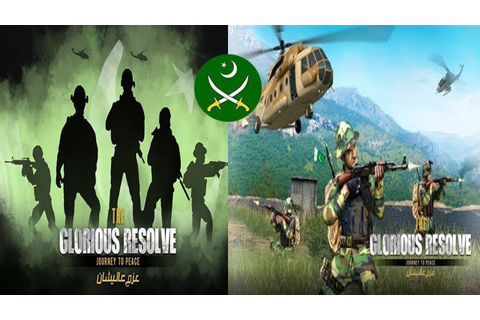 Pakistan Army launched an Awesome Game! The Glorious ...