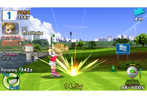 Everybody's Golf 2 (Hot Shots Golf: Open Tee 2) | Articles ...