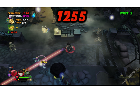 All Zombies Must Die!: Scorepocalypse (AZMD ...