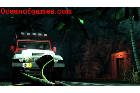 Jurassic Park The Game Free Download - Ocean Of Games