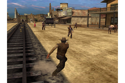 Gun PC Game Free Download Full Version - VideoGamesNest