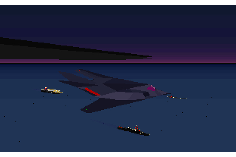 F-117A Nighthawk Stealth Fighter 2.0 – The Retro Gaming ...