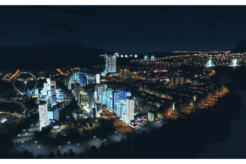 CITIES SKYLINES AFTER DARK Pc Game Free Download Full ...