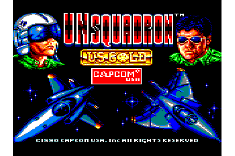 Download U.N. Squadron - My Abandonware