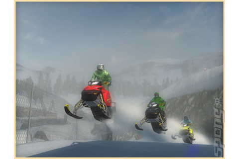 Screens: Ski-Doo: Snowmobile Challenge - Xbox 360 (5 of 7)