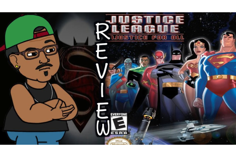 Isolated Gamerz - JUSTICE LEAGUE: INJUSTICE FOR ALL review ...