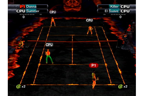 Screens: Outlaw Tennis - Xbox (14 of 28)