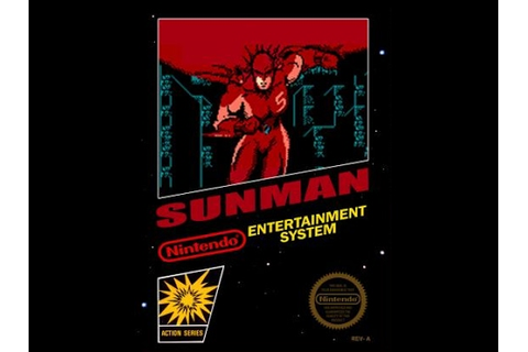 NES-Longplay-Sunman HD (E) - YouTube