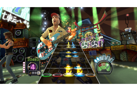 Guitar Hero III: Legends of Rock - RIP - PC Game Low Spec ...