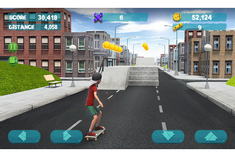 Street Skater 3D: 2 - Android Apps on Google Play