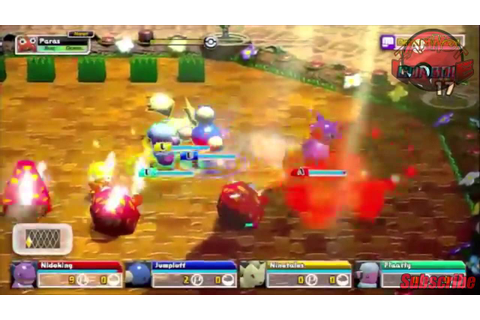 Pokemon Rumble U Review - Pokemon Wii U Game Review - YouTube