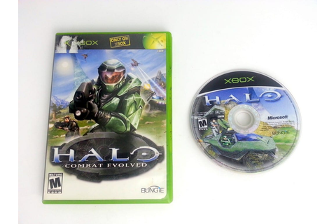 Halo: Combat Evolved game for Xbox | The Game Guy