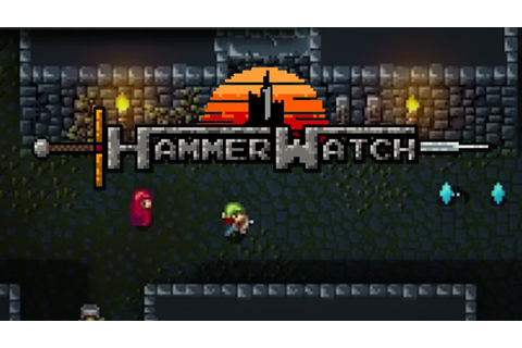 HammerWatch: Multiplayer Gameplay - Part 1 - With ...