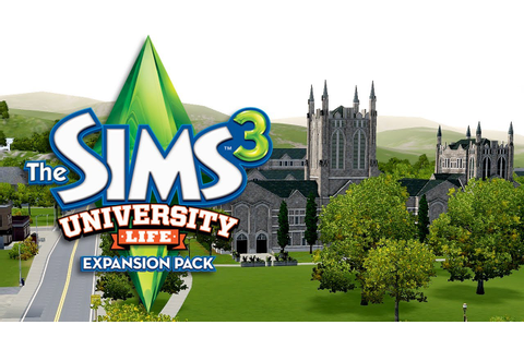 LGR - The Sims 3 University Life Review - YouTube