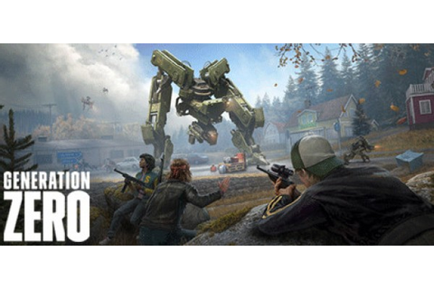 Co-Optimus - Generation Zero (Xbox One) Co-Op Information