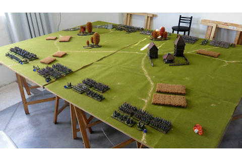 My Ever-Growing Armies: Black Powder game of the month