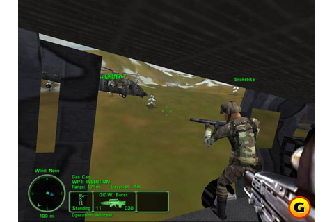 Delta Force 3: Land Warrior Rip Version (PC/ENG) GRATIS ...