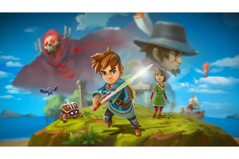Oceanhorn 2: Knights of the Lost Realm Announced – GameSpew