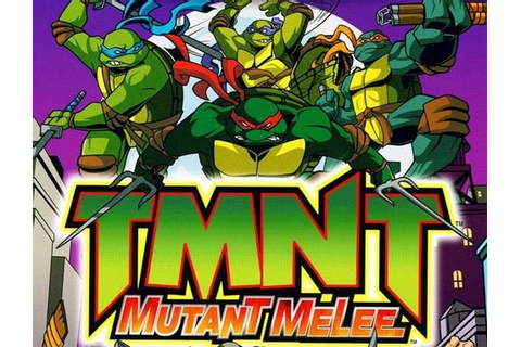 Save for Teenage Mutant Ninja Turtles: Mutant Melee ...