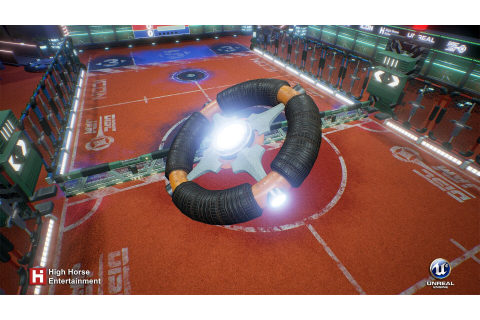 Extreme Air Hockey Coming to PS4 With Disc Jam