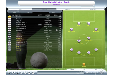 Championship Manager 2008 Download - Games4Win