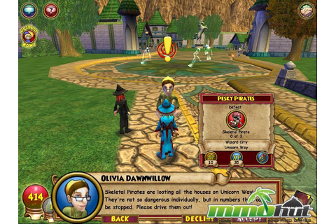 Wizard101 | MMOHuts