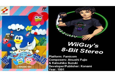 Yume Penguin Monogatari (FC) Soundtrack - 8BitStereo - YouTube