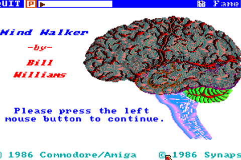 Download Mind Walker (Amiga) - My Abandonware