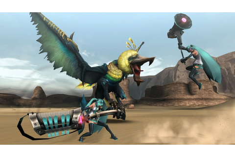 ... Planning Western Release of Monster Hunter Frontier G - Nintendo Life
