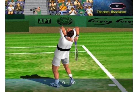 Agassi Tennis Generation 2002 Game | Downloadfree4u