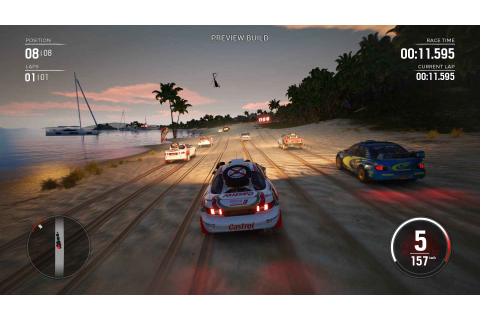 Gravel Preview - Hands-On With The PS4 Racing Game ...