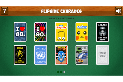 Game Flipside Charades - Free apk for kindle fire ...