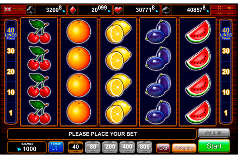 Play 40 Super Hot FREE Slot | EGT Casino Slots Online
