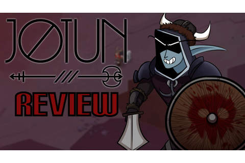 Jotun: Game Review - YouTube