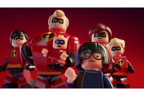 LEGO The Incredibles Announcement Trailer - YouTube