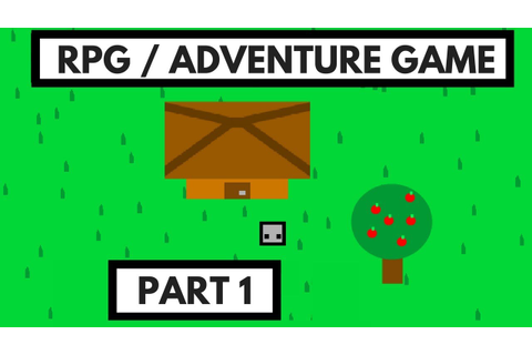 Scratch Tutorial: How to Make a RPG/Adventure Game (Part 1 ...
