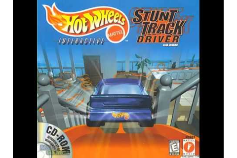 Hot Wheels Stunt Track Driver - Game Room OST - YouTube