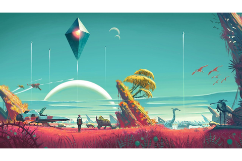 No Man's Sky Full OST / Soundtrack (CD1) - YouTube