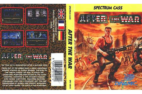 After the War Part 1 | Top 80's Games