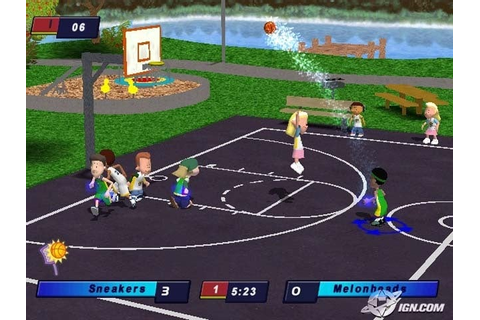 backyard basketball game online - 28 images - play ...
