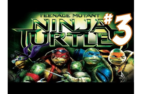Teenage Mutant Ninja Turtles Movie Video Game Walkthrough ...