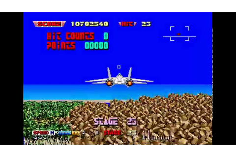 After Burner II Longplay (Arcade) [60 FPS] - YouTube